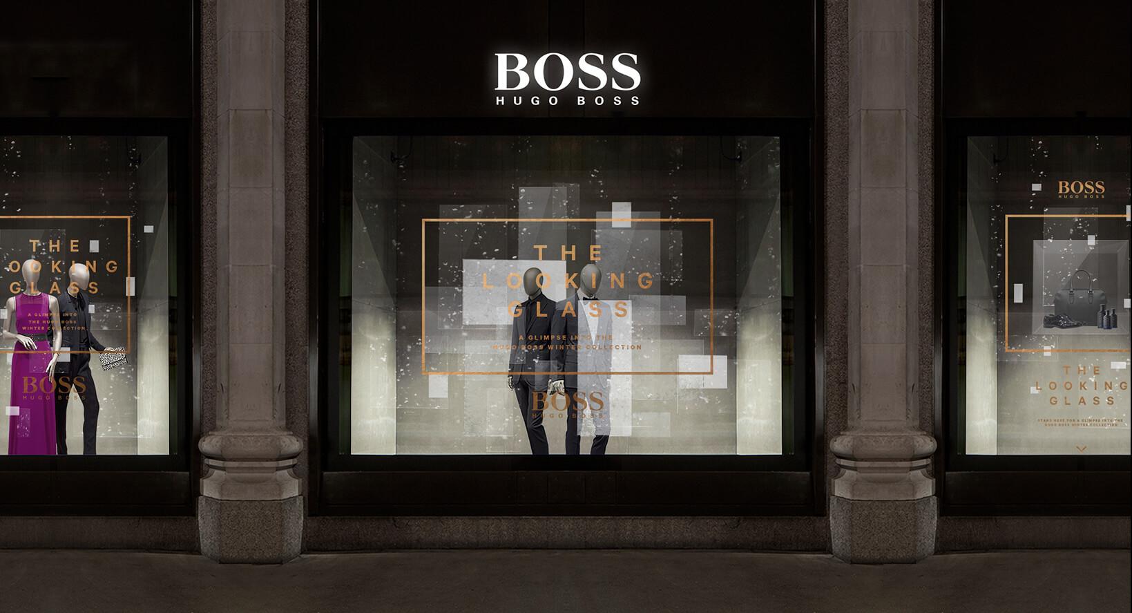 HUgoBoss-Shopwindow
